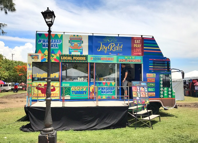 NutriAsia Joyride Truck