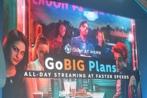 Globe At Home Go Big Plans