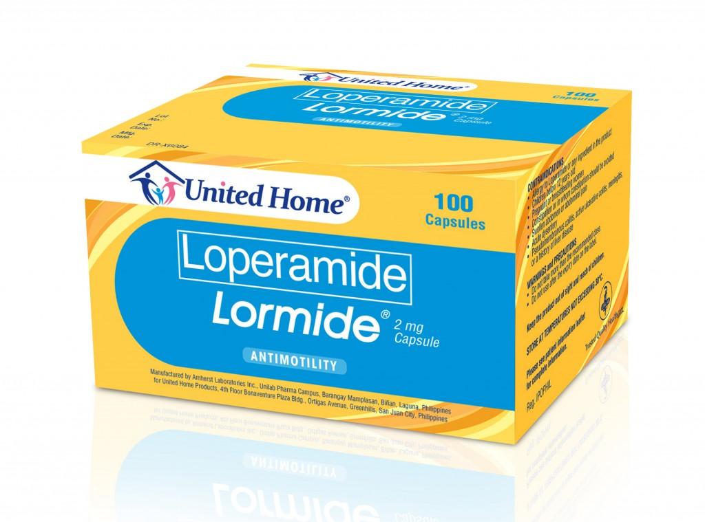 Lormide 2mg