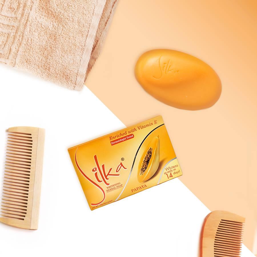 Silka Papaya Soap Review