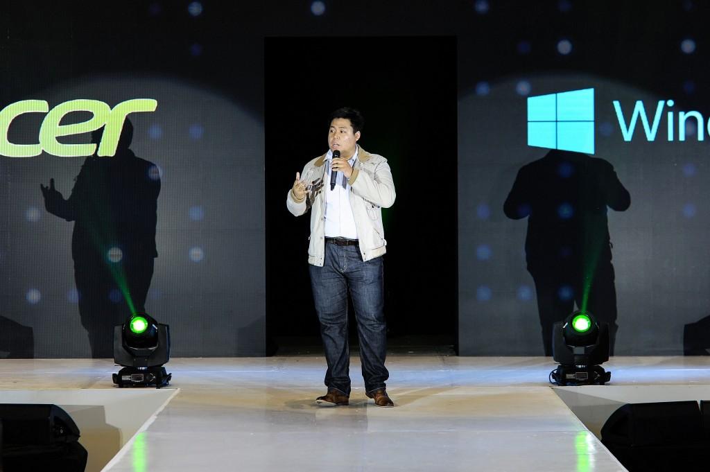 Joel Guzman, Microsoft Philippines Channel Executive