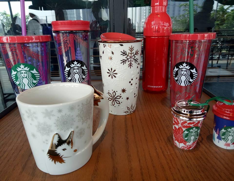 2018 Starbucks tumbler