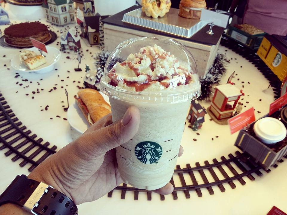 Starbucks Philippines 2018 Beverage
