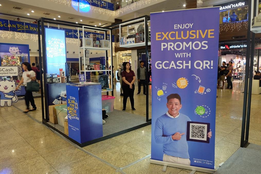 Shop Cashless with GCash at Glorietta | Pinoy Manila